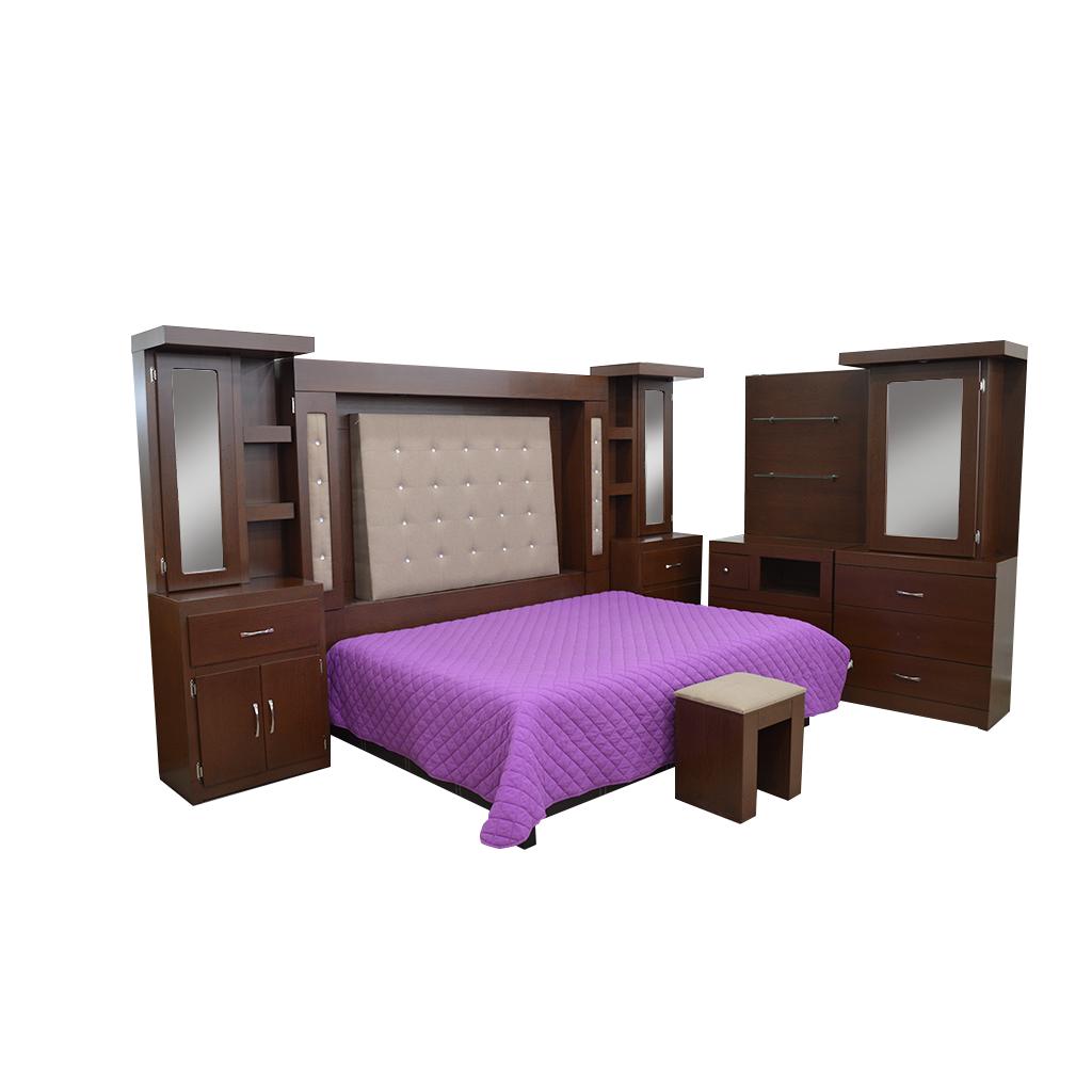 Rec mara diamante b ledi muebles for Catalogo recamaras