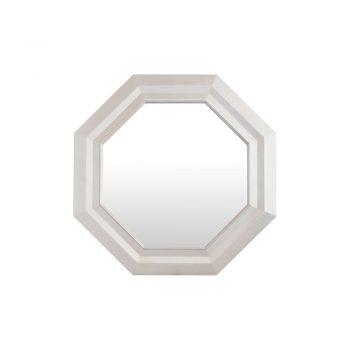 Elegante espejo Santander, color plata